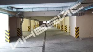Промышленные бетонные полы с нанесением полимера - миниатюра