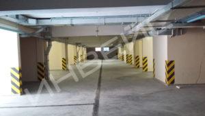 Промышленные бетонные полы с нанесением полимера - 001