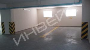 Промышленные бетонные полы с нанесением полимера - 002