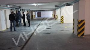 Промышленные бетонные полы с нанесением полимера - 003