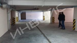 Промышленные бетонные полы с нанесением полимера - 004