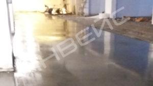 Промышленные бетонные полы с нанесением полимера - 005