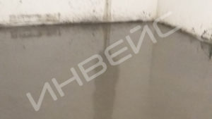 Промышленные бетонные полы с нанесением полимера - 006