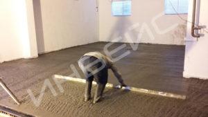 Промышленные бетонные полы с нанесением полимера - 008