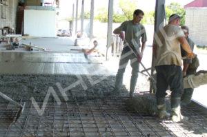 Промышленные бетонные полы - 003