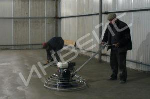 Промышленные бетонные полы - 005