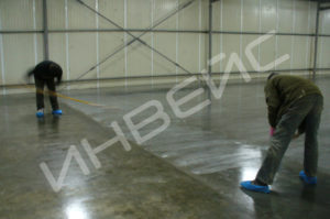 Промышленные бетонные полы - 008