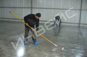 Промышленные бетонные полы - 011