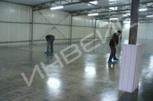 Промышленные бетонные полы - 012