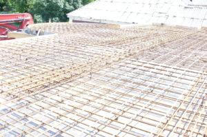 Строительство коттеджа - 014