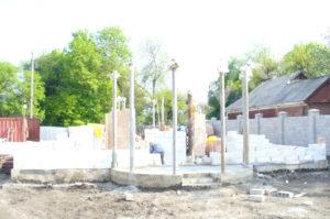 Строительство коттеджа - 015
