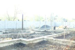 Строительство коттеджа - 022