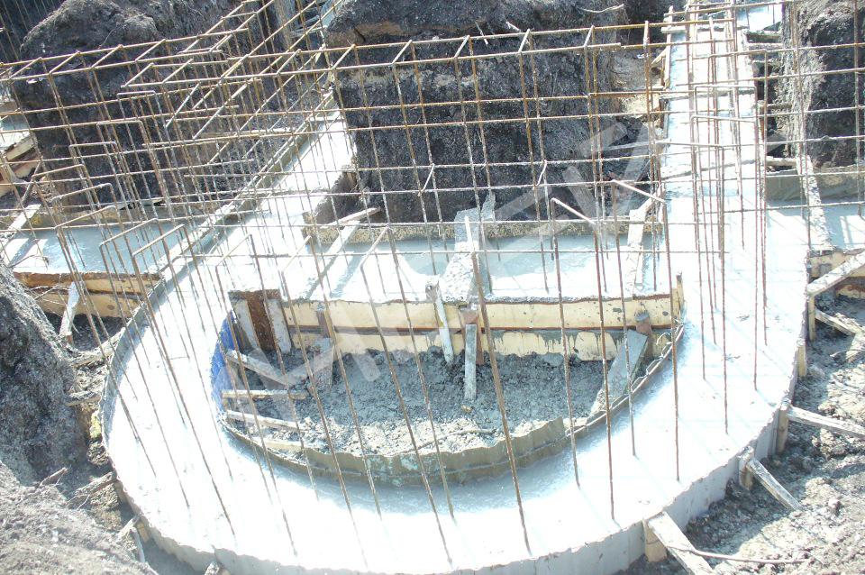 Строительство коттеджа - 023