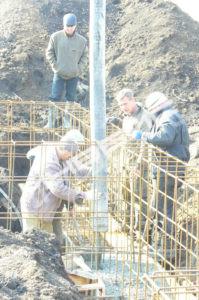 Строительство коттеджа - 025