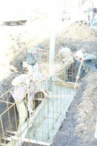 Строительство коттеджа - 026