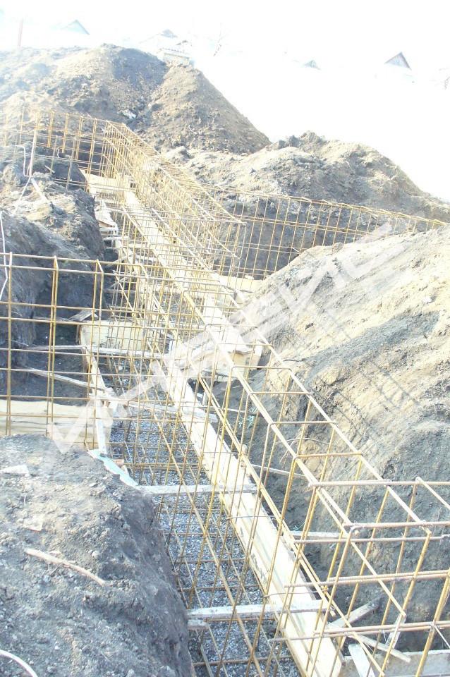 Строительство коттеджа - 028