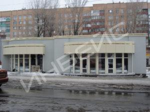 Строительство магазина - 001