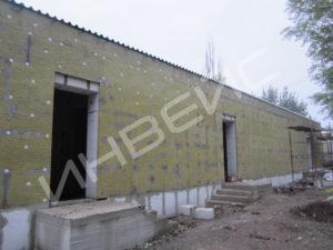 Строительство магазина - 003