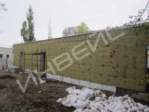 Строительство магазина - 004