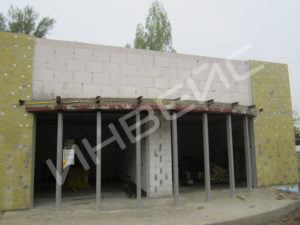 Строительство магазина - 006