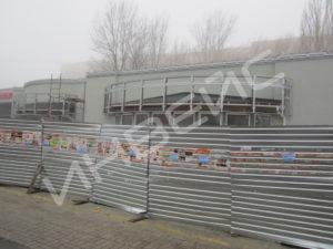 Строительство магазина - 009