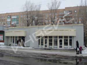 Строительство магазина - 010