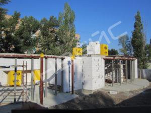 Строительство магазина - 12