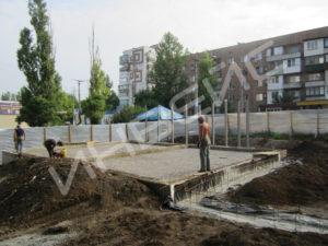 Строительство магазина - 13