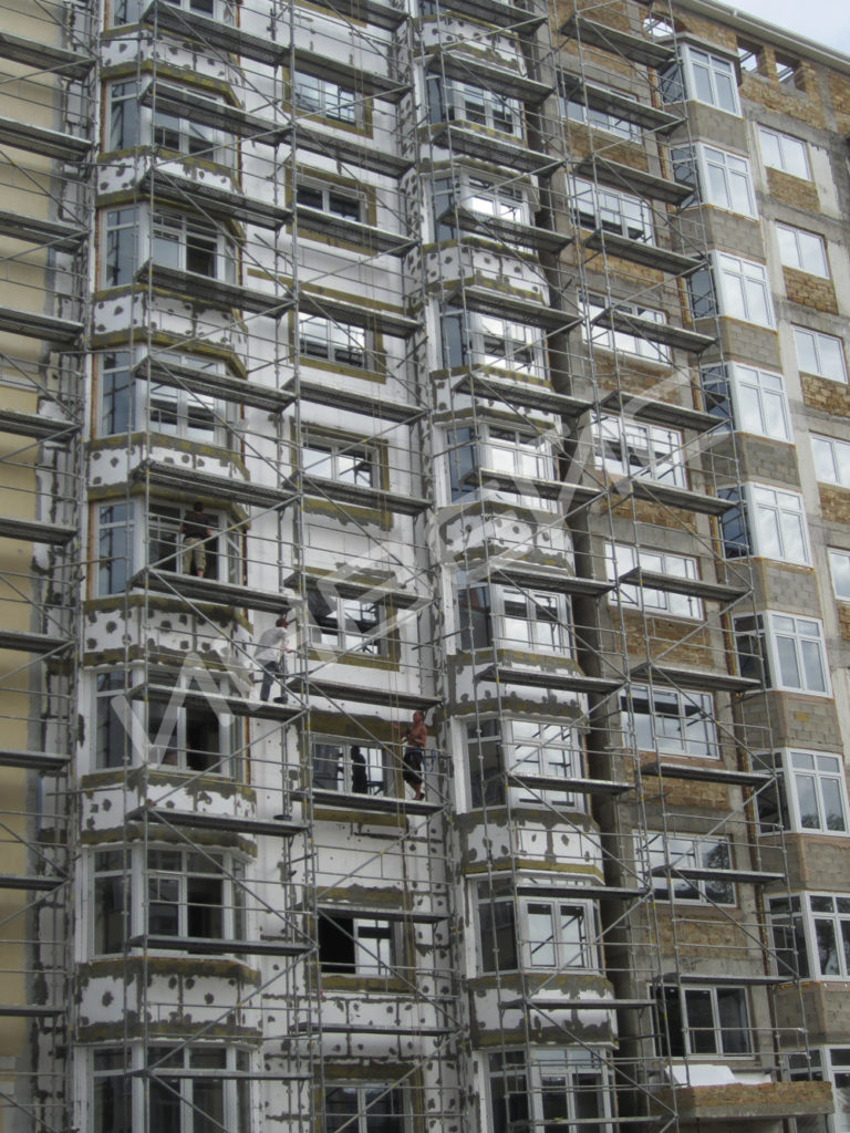 Фасадные работы - 5