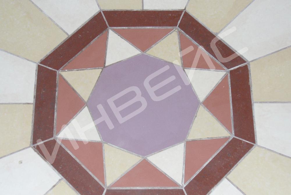 Декоративная укладка плитки - 2