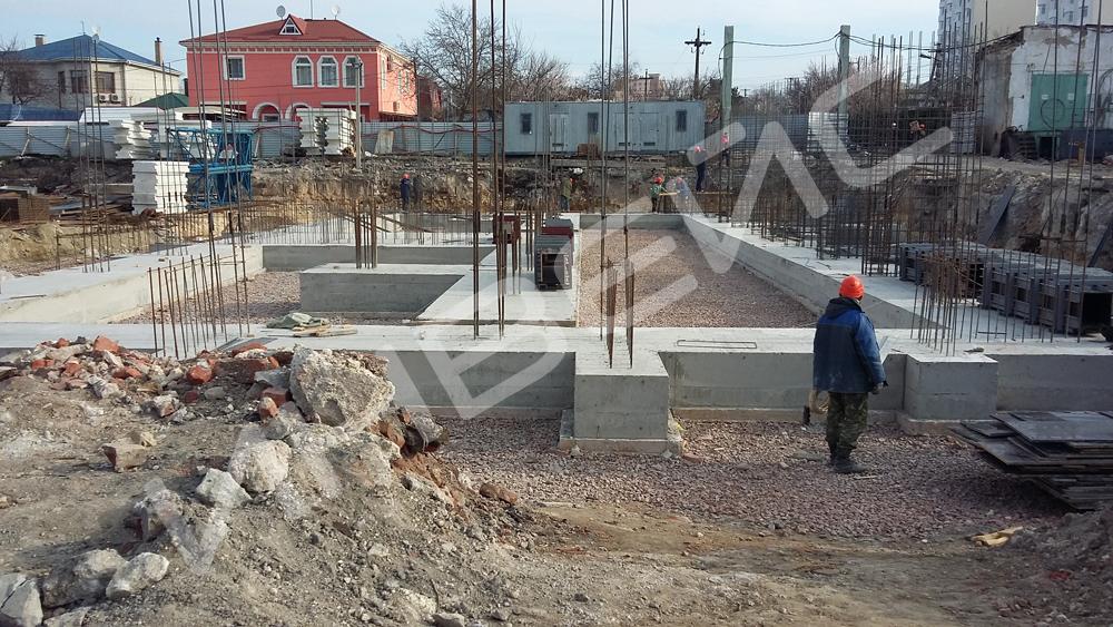 Строительство монолитного дома - 10