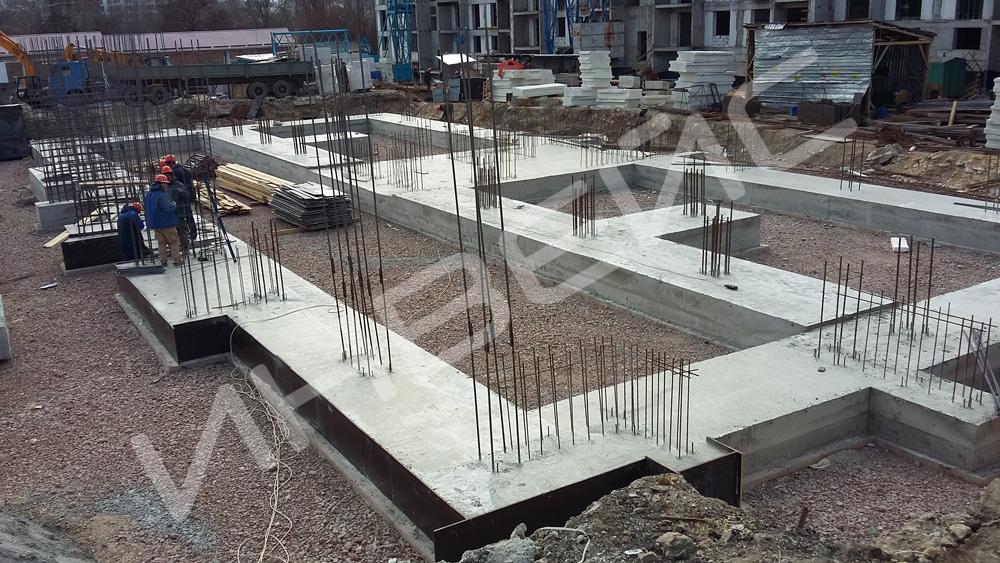 Строительство монолитного дома - 11