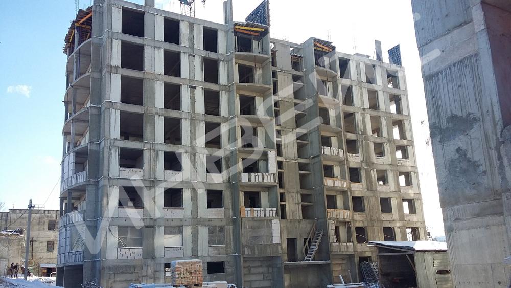 Строительство монолитного дома - 12