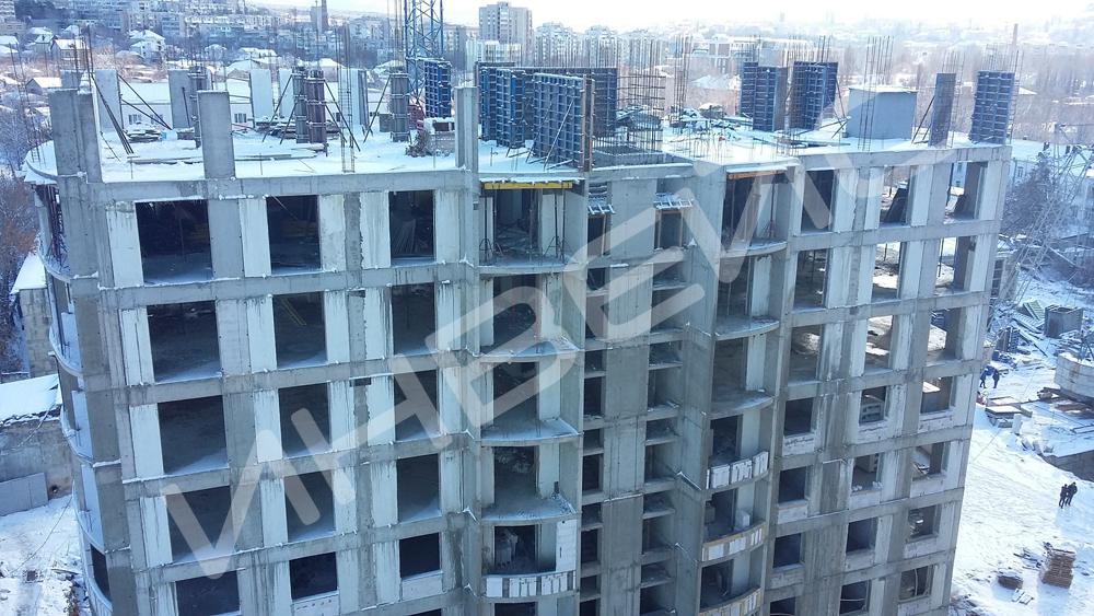 Строительство монолитного дома - 13