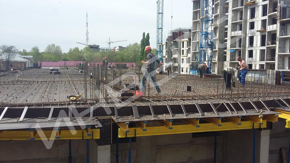 Строительство монолитного дома - 5