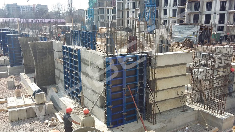 Строительство монолитного дома - 8