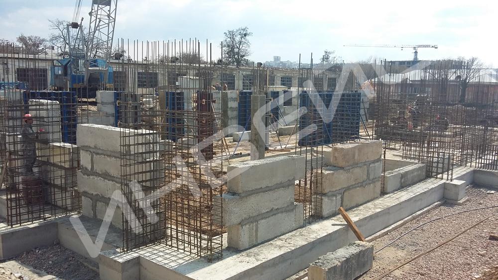 Строительство монолитного дома - 9